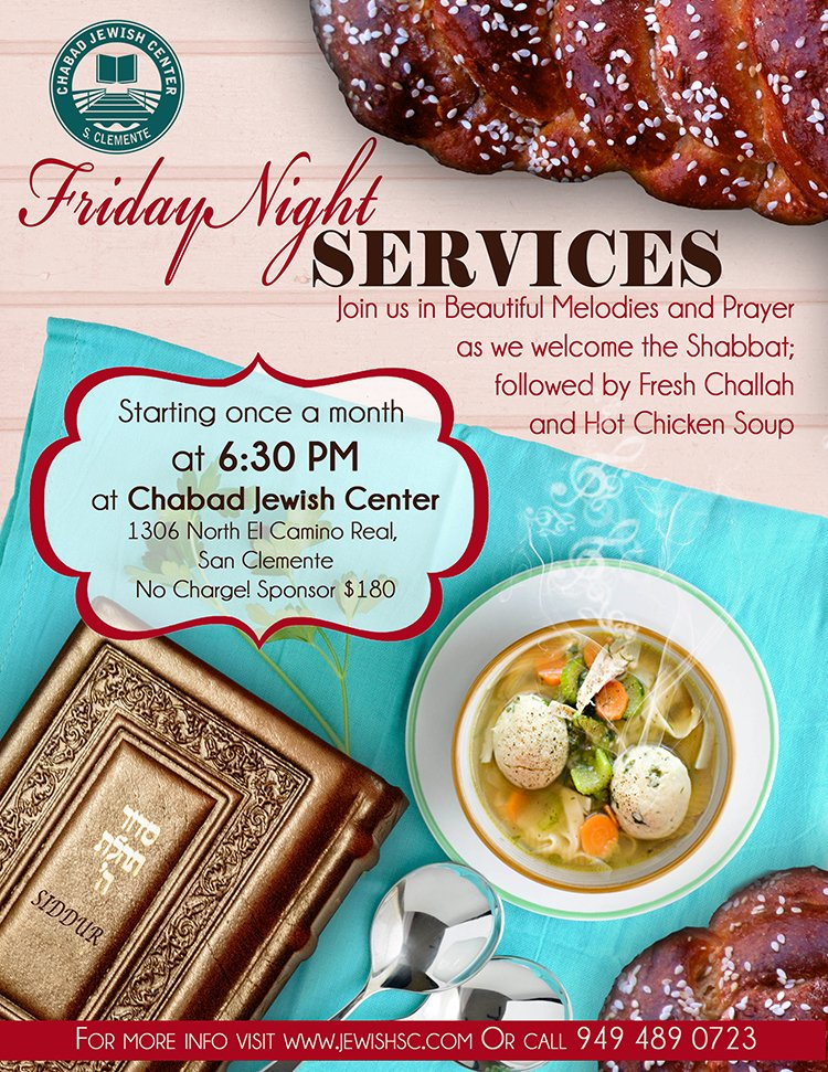 Friday Night Services