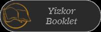 Yizkor Booklet